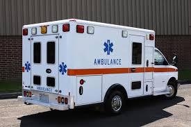 Mmedical Emergency Vehicle