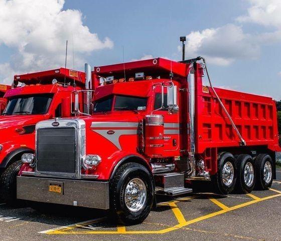 dump trucking